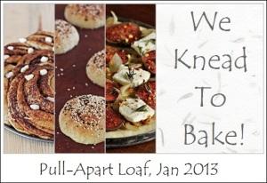 We Knead To Bake Logo January 2013