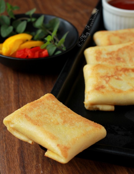 Crepe Packets 014-001