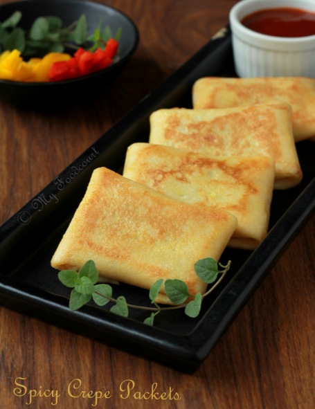 Crepe Packets 025-001